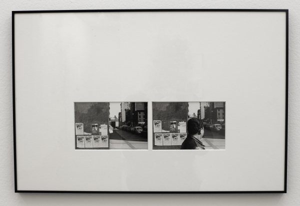 Photography Diptychs / Peter Downsbrough / Projects / àngels barcelona