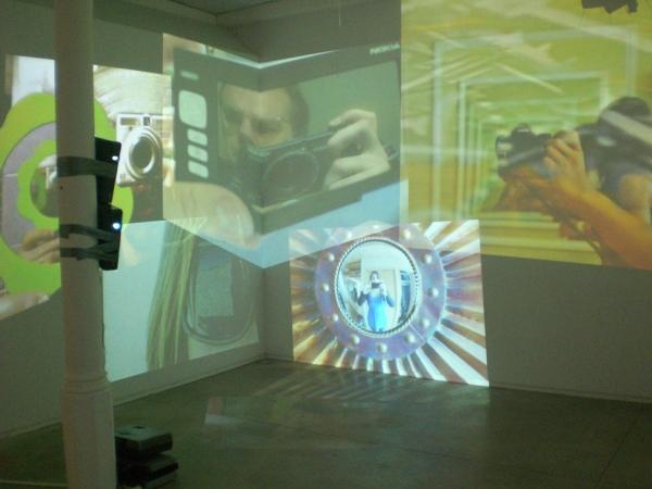 Through the looking glass / Joan Fontcuberta / Projects / àngels